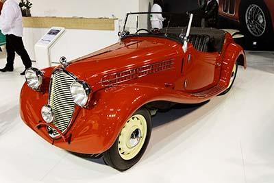 шкода рапид 1935 года кабриолет